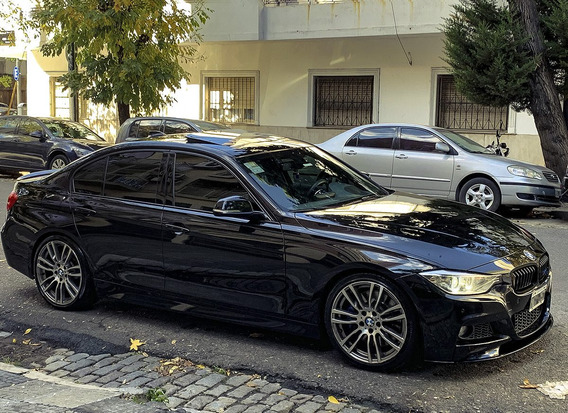 Bmw 335i Sedan Pack M 3.0 F30 Stage2