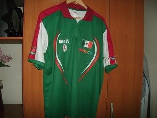Camisa Do México Das Olimpíadas - Excelente Estado