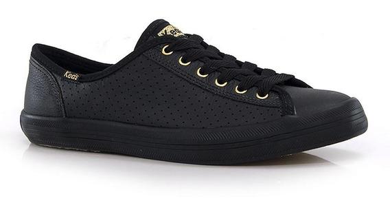 Tênis Keds Kickstart Perf Leather