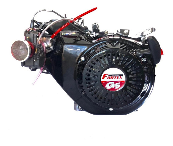Motor Kart Fortex G5 Biela Forjada Guilhotina Export E. U. A