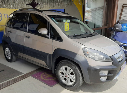 Fiat Idea Adventure 1.8 Automatizado