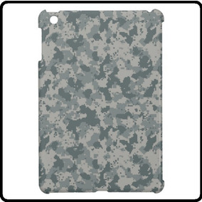 Capa Camuflada Acu Digital De iPad Mini