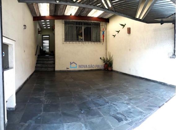 Sobrado Vila Campestre 4 Dormitórios, 2 Vagas Com Edícula . - Bi25507