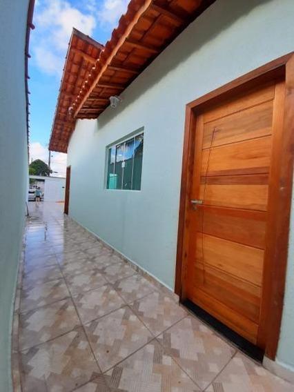 Casa Nova Em Mongagua - 380