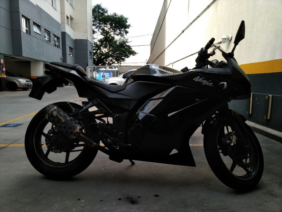 Kawasaki Ninja 250r 2009 C/ Escape Esportivo