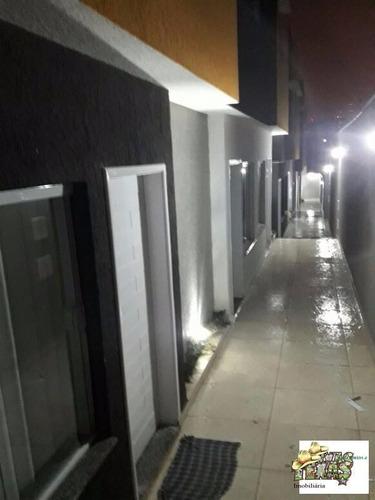 Sobrado Condomínio Fechado - Ca00626
