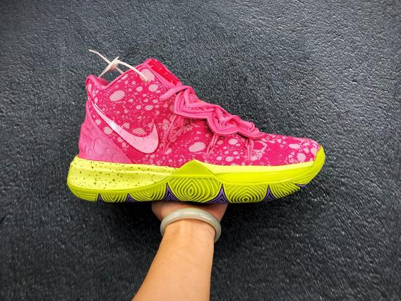 Zapatillas Nike Kyrie 5 X Spongebobn 1