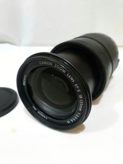 Lente Canon Ef-s 18-135 Mm