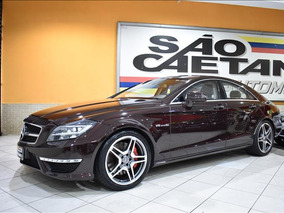 Mercedes-benz Cls 63 Amg 6.3 V8