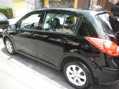 Nissan Tiida 2009 S 1.8 Flex + Baixa Km + Impecavel Lindo
