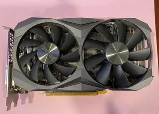 Tarjeta De Video Nvidia Gtx 1080 Ti Zotac 11gb