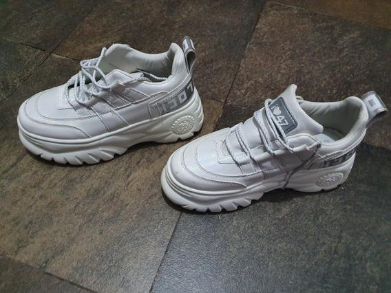 Zapatillas 47 Street Impecables (1 Mes Uso, Quedaron Chicas)