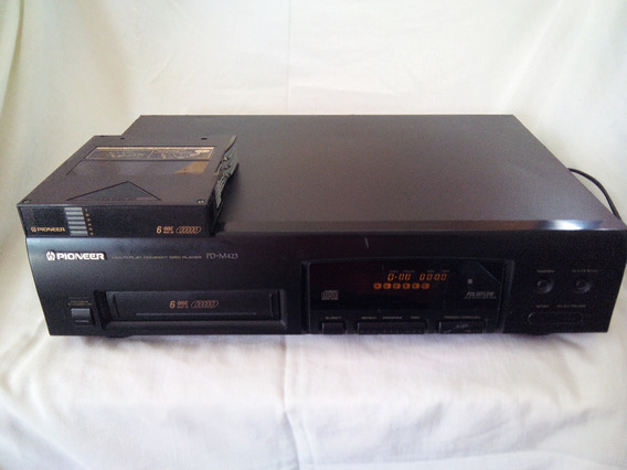 Cd Player Pioneer Pd M-423 Sem Controle Remoto