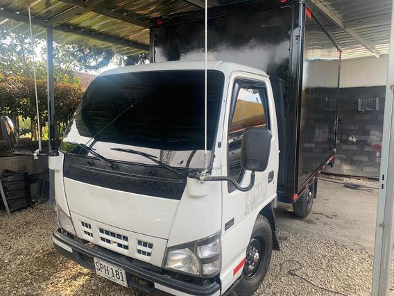 Chevrolet Nhr Furgon Diesel 4*2 Dh