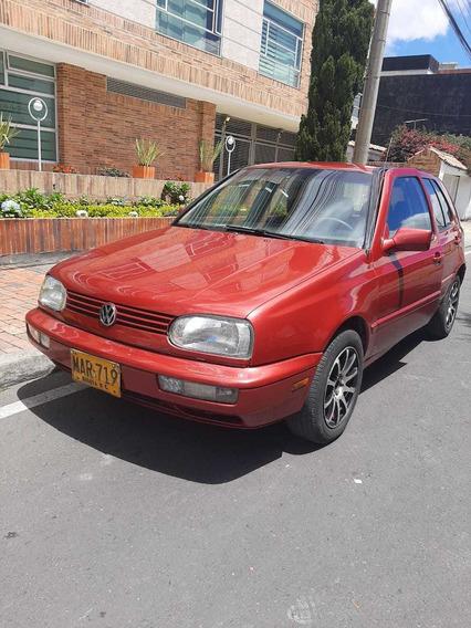 Volkswagen Golf Mt 1800cc F.e Mod 1997