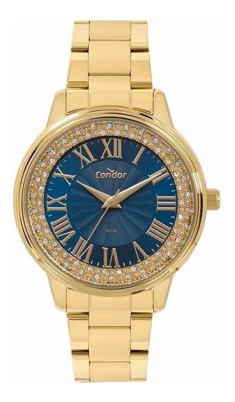 Relógio Condor Feminino Co2036kvf/4a Original C/ Nota Fiscal