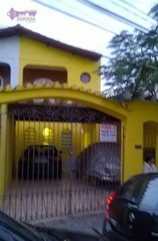 Sobrado Com 3 Dormitórios À Venda, 194 M² Por R$ 690.000,00 - São José - São Caetano Do Sul/sp - So0315