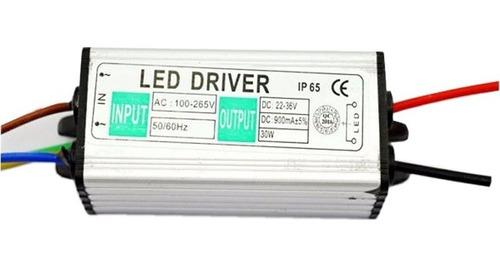 Driver Controlador 30w  Ph Ventas