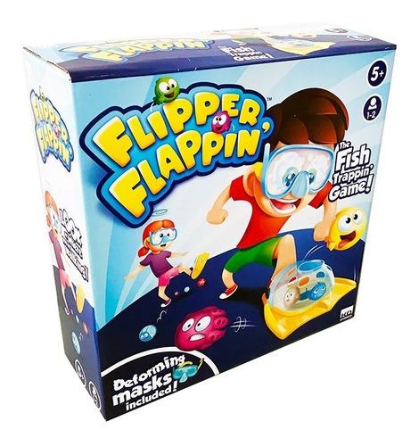 Juego Flipper Flappin Atrapa Peces 18600 Shine