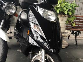 Suzuki Burgman 125 2012