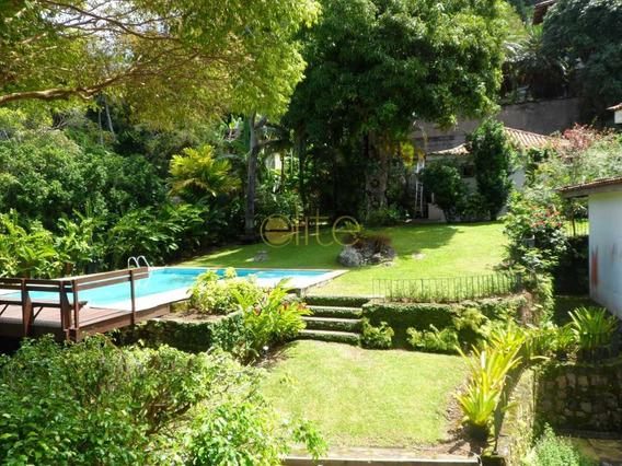 Casa Em Condomínio-à Venda-são Conrado-rio De Janeiro - Ebcn40025