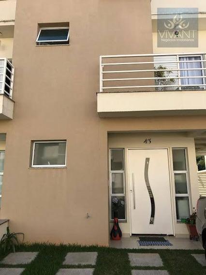 Sobrado Com 3 Dormitórios À Venda, 157 M² Por R$ 580.000 - Parque Santa Rosa - Suzano/sp - So0141