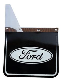 Par De -apara Barro-lameira Ford F1000-ranger-f4000-f250 Etc