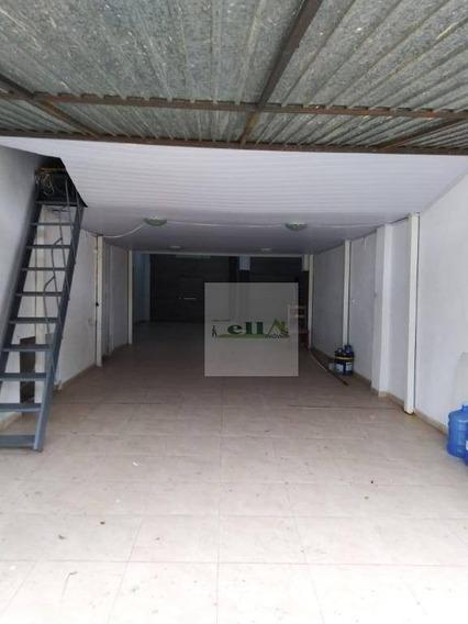 Galpão Para Alugar, 302 M² Por R$ 5.500/mês - Jardim Ester - São Paulo/sp - Ga0106