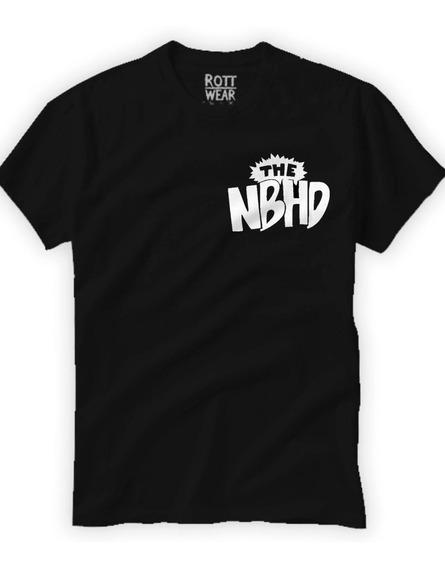 The Neighbourhood The Nbhd Playera N Rott Wear M7