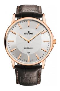 Espectacular Reloj Edox Ultra Slim 56001-37r Air