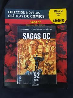 Coleccion Sagas Dc - 52 Parte 4 - Salvat