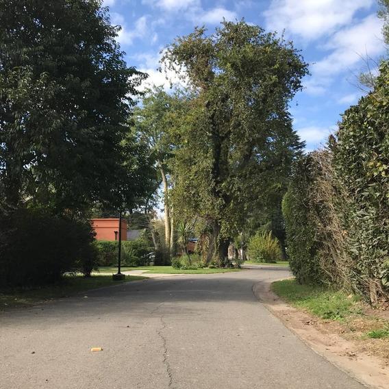 Terreno Lote En Venta Barrio Cerrado El Dique De Alvarez La Reja
