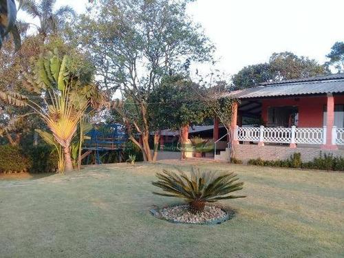 Imagem 1 de 15 de Chácara Com 1 Dormitório À Venda, 8500 M² Por R$ 1.484.000,00 - Recreio Bela Vista - Suzano/sp - Ch0319