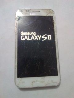 Telefono Galaxy Sii Dph D Con Detalles