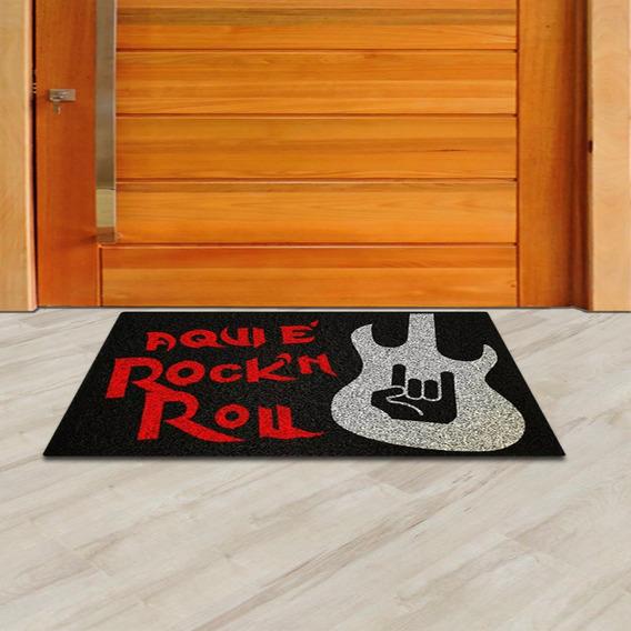 Capacho Divertido Música Rock N Roll