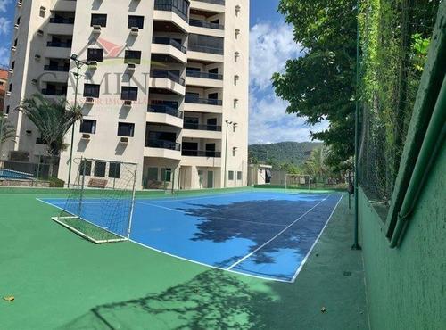 Imagem 1 de 20 de Apartamento A Venda No Bairro Enseada Em Guarujá - Sp.  - 2296-1