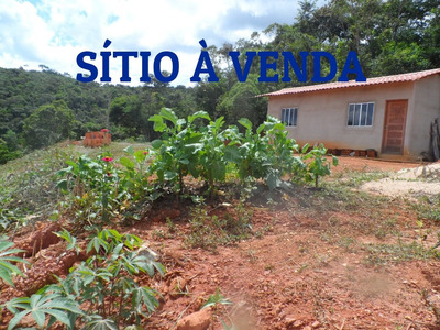 Sítio À Venda, Excelente Oportunidade (...)