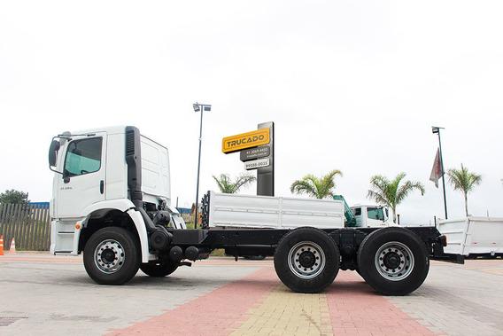 Volkswagen Vw 31280 6x4 2015 No Chassi = Vm Vw Mb Scania