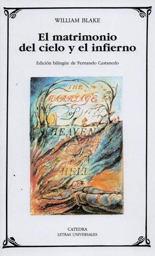 El Matrimonio Del Cielo Y El Infierno Bilingue - Blake - Ca