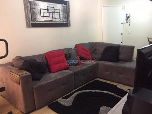 Imagem 1 de 24 de Apartamento Com 2 Dormitórios À Venda, 55 M² Por R$ 260.000,00 - Jardim Vila Formosa - São Paulo/sp - Ap2889