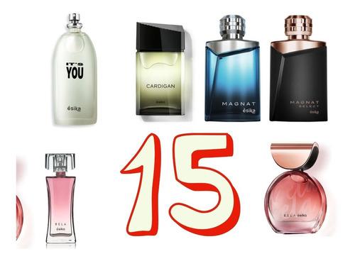 Perfumes Hombre Mujer Lbel Avon Cyzone Esika 100% Originales