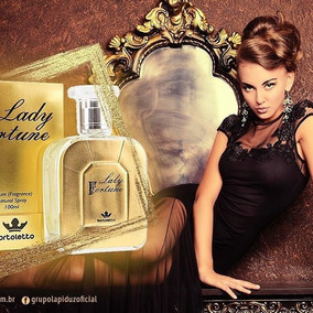 Perfume Lady Fortune Bortoletto - Inspiração Lady Million