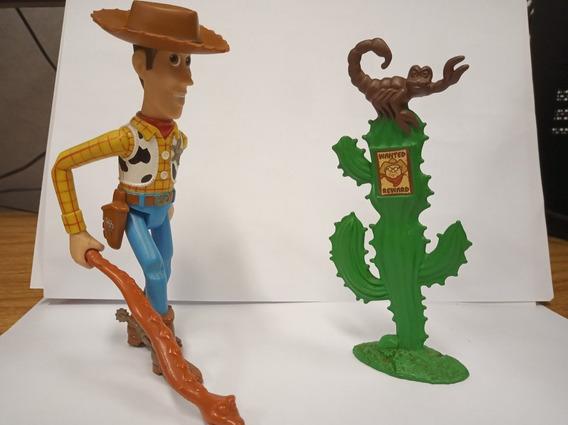 Figura De Ação Toy Story Woody Snake Whippin