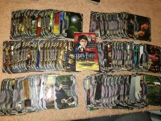 Tarjetas Harry Potter 180 + Especiales