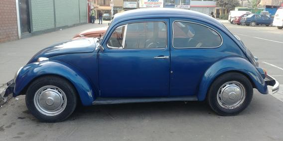 Volkswagen Escarabajo Motor 1300 1967 Azul