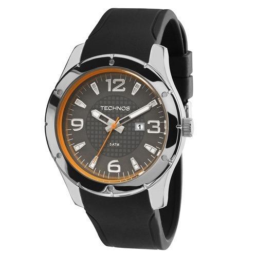Relógio Technos Masculino Pulseira Silicone Racer 2115mlf/8c