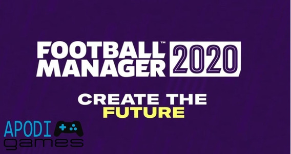 Football Manager 2020 Original ( Pré Venda ) Fmanager