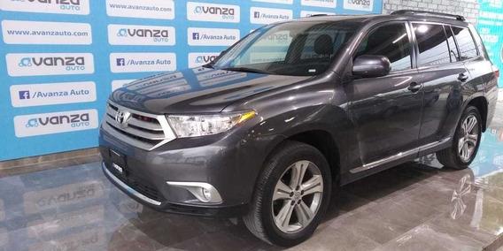Toyota Highlander 2013 3.5 Base Premium At