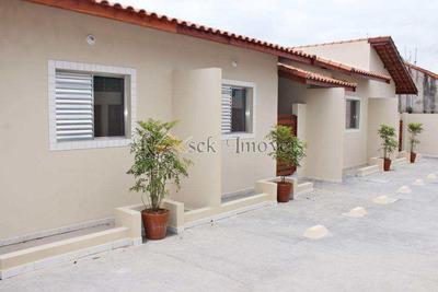 Casa Com 2 Dorms, Umuarama, Itanhaém - R$ 149.900,00, 55m² - Codigo: 322 - V322