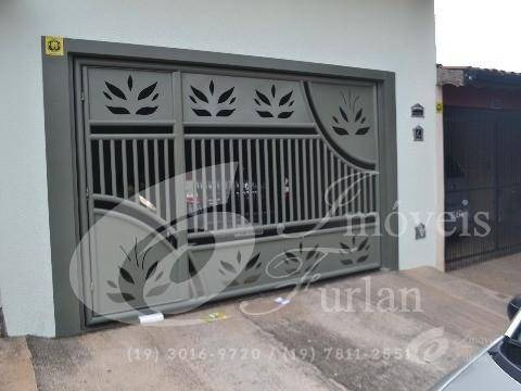 Casa Residencial À Venda, Jardim Alice, Indaiatuba - Ca0505. - Ca0505
